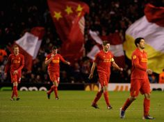 Photo gallery: Reds at Anfield in 2013 - Liverpool FC