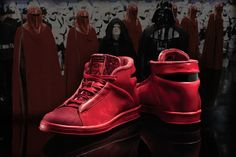 1cf135310611 Star Wars x adidas Originals 2011 Spring Summer Footwear Preview