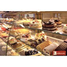 Desery, ciasta, torty, ciasteczka, torciki w Cukiernia Cieślikowski!