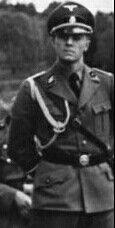 Joachim Peiper German Soldiers Ww2, German Army, Joachim Peiper, Military Dogs, The Third Reich, Military History, Military Fashion, Armed Forces, World War Ii