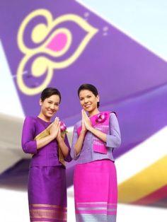 Thai Airways International Cabin Crew