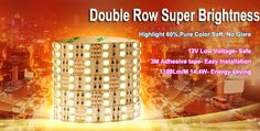 SUPERBRIGHT 5M 16.4ft Led Strip 5050 Double Row SMD 600 leds Cool White Tube Non-Waterproof LED Flexible Strip Light 12V Neon  http://www.aliexpress.com/store/product/SUPERBRIGHT-5M-16-4ft-Led-Strip-5050-Double-Row-SMD-600-leds-Cool-White-Tube-Non/436199_1573676462.html