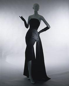 Evening Dress Christian Dior, 1949-1950 The Metropolitan Museum of Art