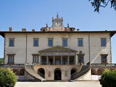 Poggio a Caiano (Prato) - Villa di Poggio a Caiano