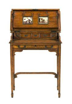 Theodore Alexander Officer and Gentlemen Desk on Chairish.com