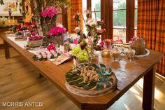 Gorgeous Tu Bishvat table decor, The Jewish Hostess