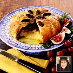 Thanksgiving recipes: Harvest Baked Brie