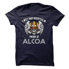 Work at Alcoa - #shirt print #slogan tee. I WANT THIS => https://www.sunfrog.com/LifeStyle/Work-at-Alcoa.html?68278