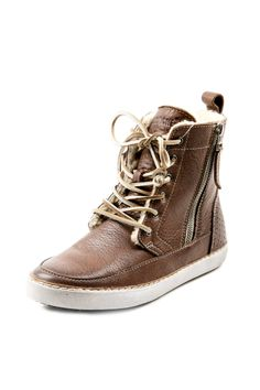 High-Top Sneaker Boot