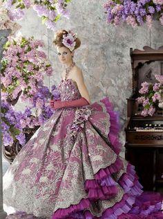 Stella de Libero...Radiant Orchid