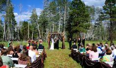 Flagstaff Nordic Center - Flagstaff Arizona - Rustic Wedding Guide