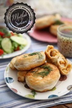 Tavada Patatesli Gül Böreği Tarifi | Mutfak Sırları