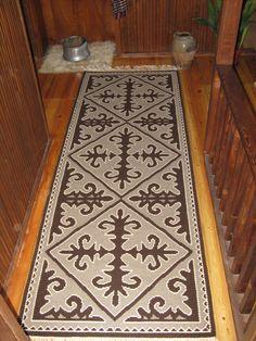 ENVÍO GRATIS alfombra de lana nueva hecha a mano modelo por Limbhad, €500.00