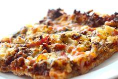 Hawaiian Pizza, Quiche, Gluten Free, Breakfast, Food, Sweet Dreams, Drinks, Glutenfree, Morning Coffee