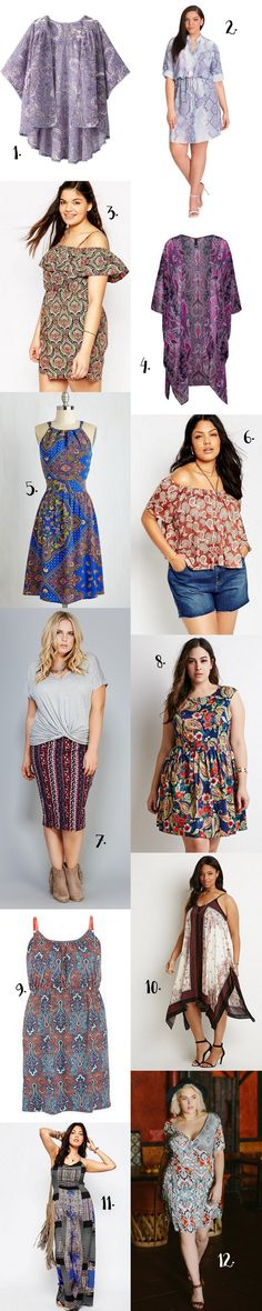 If you're anything like me, you're a little on the fence when it comes to the boho-loving paisley print. I understand that not everyone is a fan. For me, it really depends on the style of the piece. I need something that's going to be a little more on trend. From kimonos, dresses, tops, andKeep Reading