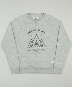 Penfield Teepee Sweatshirt — The Great Divide