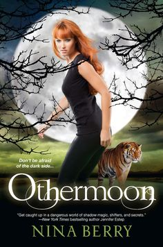 Cover Reveal: OTHERMOON (Otherkin, #2) by Nina Berry. Coming 2/2013
