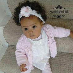 Olivia - 1 Year    Sicilian & Antiguan