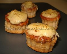 1000 images about voulevanes on pinterest recetas vol - Rellenos de volovanes ...