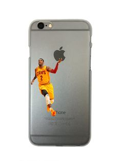 Kyrie Irving Lay up iPhone 6, 6s and 6 Plus Phone Case by Casecartels