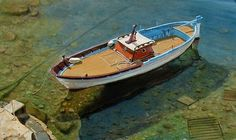 Giuseppe Cacciapuoti: Barca a Procida