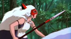 As I mentioned in my primary post for San from Princess Mononoke, this was by far the most craft-intensive, DIY-heavy costume I've undertaken thus far, and it was SO FUN. I didn't do an…
