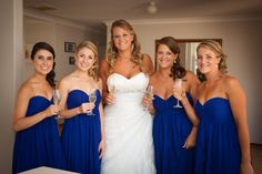 Smiles all around by Total Brides hair & makeup