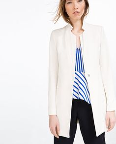 LONG BLAZER-BLAZERS-WOMAN | ZARA Netherlands