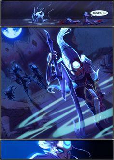 League-Art.com - League Of Legends Lore Comics