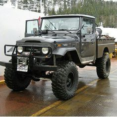 Un pelín seria esta #Hembrita #Toyota #mudterrain4wd