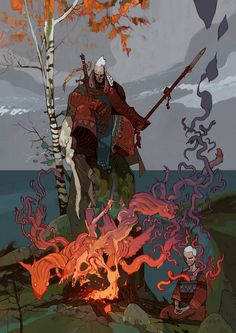 theartofanimation:  Jakub Rebelka