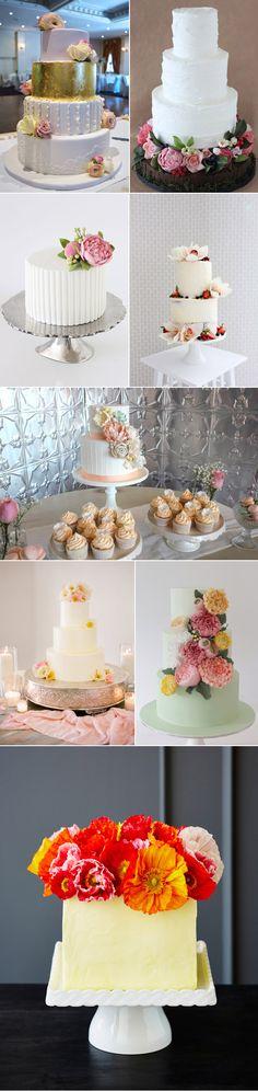 Frühling Hochzeitstorte Ideen More