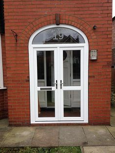 uPVC Doors in Cheshire | Reddish Joinery