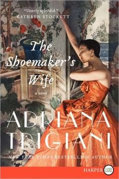 Finished. Loved. This book made me temporarily forget the Civil War and think that turn-of-the-century Little Italy is where I wanted to be all along. Can't wait to read more Adriana Trigiani; this was my first by her.