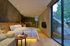 Nashare Hotel in Xiamen by C+ Architects