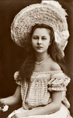 antique-royals:  Princess Victoria Louise of Prussia