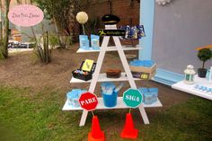 Disney Planes Birthday Party Ideas | Photo 7 of 79