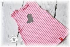 Kleid Hängerchen Sommer Jersey Gr. 80/86 von  Pippi-Lotta & Anton  auf DaWanda.com