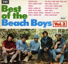For Sale - Beach Boys Best Of Vol.2 - Stereo - Green Label UK  vinyl LP album (LP record) - See this and 250,000 other rare & vintage vinyl records, singles, LPs & CDs at http://eil.com