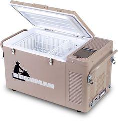 BUSHMAN FRIDGES 35-52L Portable Fridge Freezer + Cover $1295.90 Portable Fridge, Slide In Camper, Steel Cabinet, Freezer, Home Appliances, Storage, Cover, Rv Camping, House Appliances