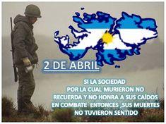 33 Tarjetas con mensajes por las Malvinas Argentinas y los veteranos: Imágenes para el 2 de abril Día de los Veteranos