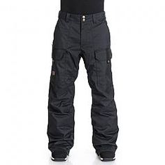 DC   CODE PANTS - (TECHNICAL ANTRACITE)
