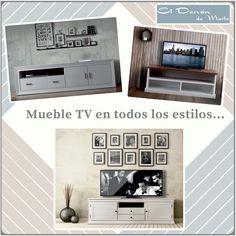Mueble TV. Elige tu propio estilo ...