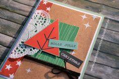 Holly Jolly & Juniper Berry - Karten: ein zweiter Schwung