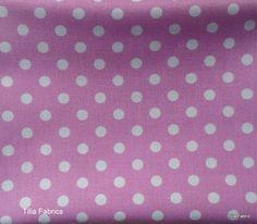 Michael Miller Dumbo Dot Fabric £2.75