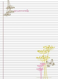 college ruled paper template college ruled stationery free and printable