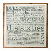 the sixties - why didn't I live in that time