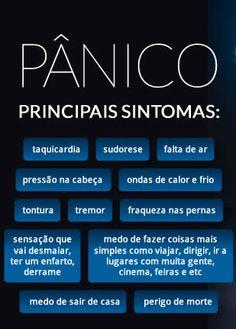 Síndrome Do Pânico, como ajudar?