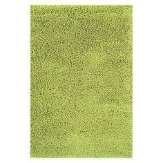 Cozy Shag Rug - Lime