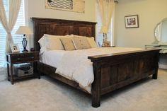 7 Farmhouse Bed Plans